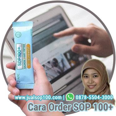 cara order sop 100+ sop100+