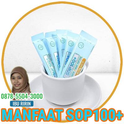 manfaat sop 100+ sop100+